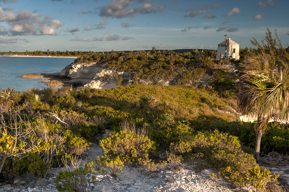 Lighthouse Beach is a popular destination for those looking for a remote beach on Eleuthera.