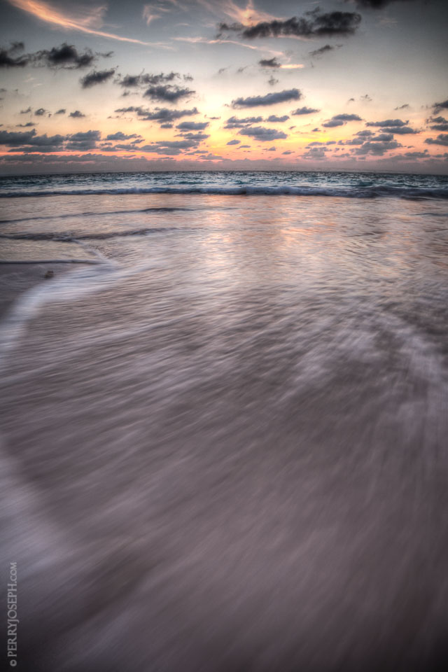 Tide Rushes In